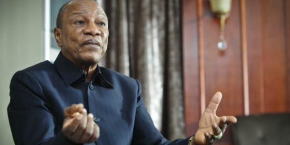 Alpha Condé : « Les problèmes africains doivent se régler en Afrique »
