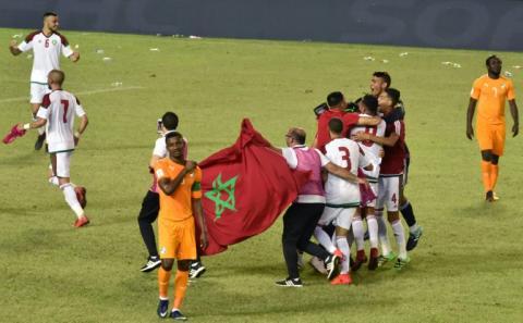 Mondial-2018: Maroc et Tunisie qualifiés pour la zone Afrique