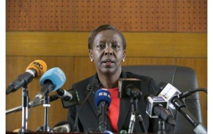 Mushikiwabo révoltée d'une France accusée qui mène l'accusation