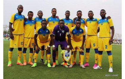 Le Rwanda bat l'Éthiopie à Addis-Abeba ; des chances pour le CHAN 2018
