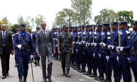 Rwanda 2ième pays ayant la meilleure force de police en Afrique