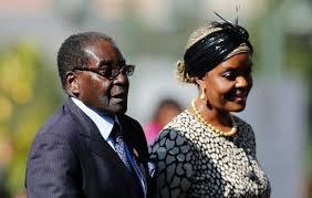 ZIMBABWE : Le Président et son épouse en résidence surveillée. L'UA condamne fermement.
