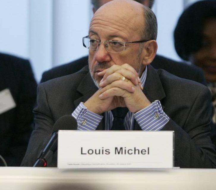 Louis Michel annonce qu'il va quitter la politique