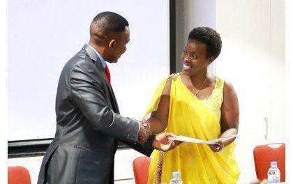 Kaminuza ya Harvard yasinyanye n'u Rwanda amasezerano yo guhugura inzobere z'abaganga ba kanseri