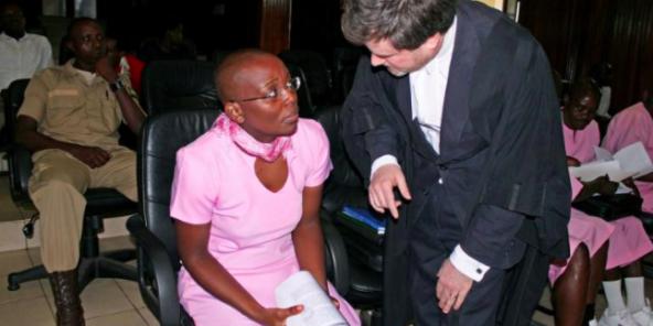 Rwanda : le droit à l'expression de l'opposante Victoire Ingabire a été violé