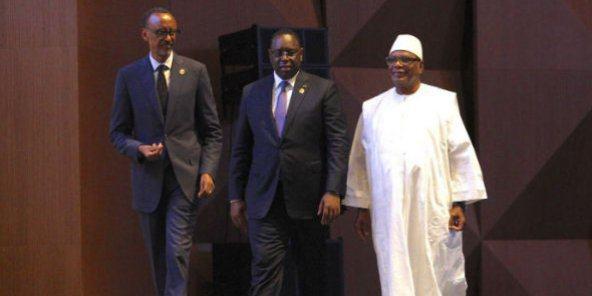 Le Président Kagame à Dakar pour un forum international sur la sécurité en Afrique