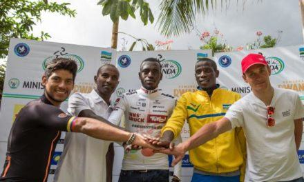 Tour du Rwanda : Sébastien Fournet-Fayard à l'assaut des Mille Collines