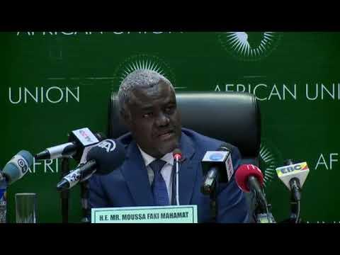 Esclaves en Libye; le Rwanda se propose d'accueillir des migrants sur son sol (Vidéo)