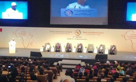 Sénégal : Kagamé et IBK à l'ouverture du Forum de Dakar sur la sécurité