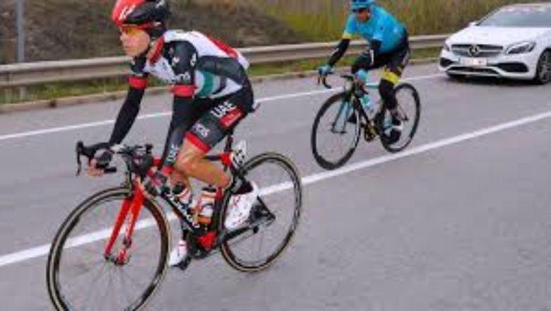Le Sud-Africain Louis Meintjes, élu cycliste africain de l'année