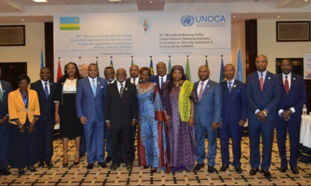 Rwanda : La stabilité de la Centrafrique au centre de la session ministérielle de l'UNSAC