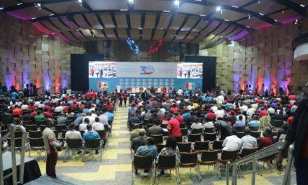 Mille invités à la Conférence du FPR pour son 30ème anniversaire