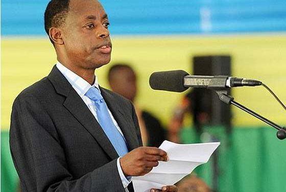 Le Ministre James Kabarebe: «…les ressources naturelles du Rwanda sont nos jeunes»