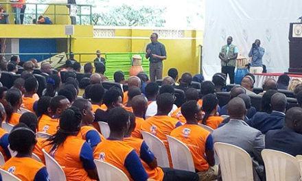Le Président Paul KAGAME à la convention de la jeunesse rwandaise : «Être jeune est une grande opportunité qu'il faut saisir et non en abuser»