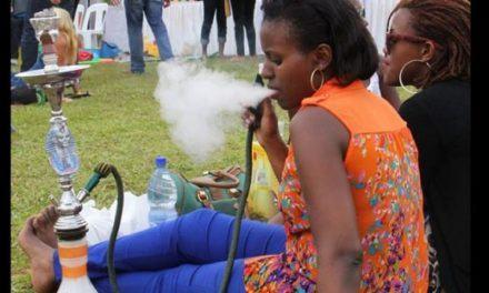 Rwanda : le gouvernement interdit la consommation de la « chicha »