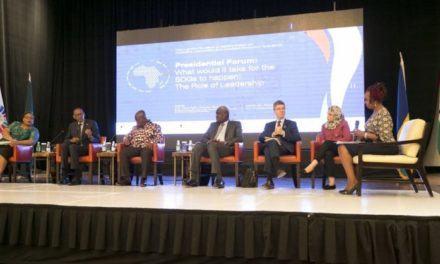 """Ghana: P.Kagame ati """"abikorera ni moteri yo kurimbura ubukene no guhanga ubukire"""