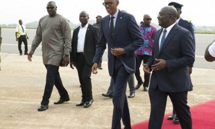Le Président Kagame au Ghana pour une réunion sur les Objectifs de Développement Durable