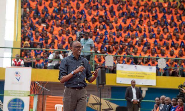 Le Président Paul Kagame a fait un discours «percutant» lors de la convention « YoungConnekt 2017 »