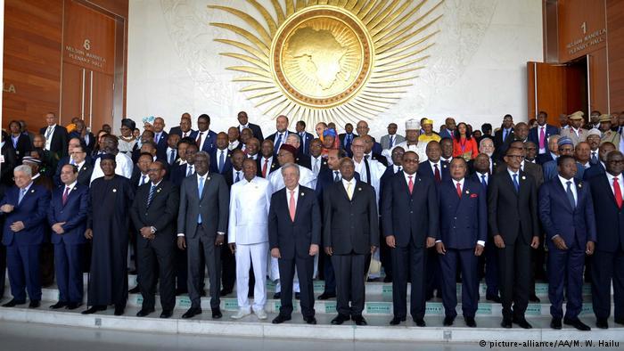 L'Union africaine espère s'autofinancer d'ici 2025