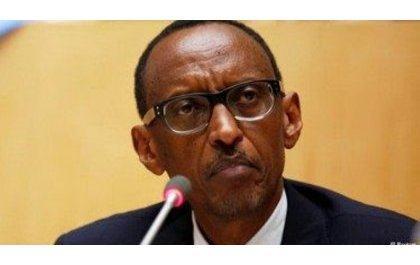 Paul Kagame, le patron de l'Afrique