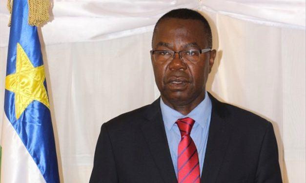 Le Conseiller Albert Yaloké Mokpème fait le bilan hebdomadaire des activités du président de la République