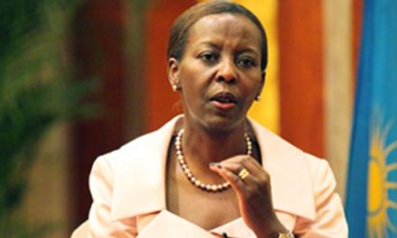 Il n'y a pas d'accord secret avec Israël sur la réinstallation des migrants. – Louise Mushikiwabo