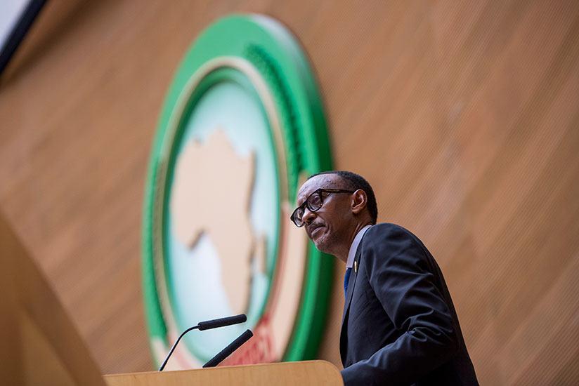 Paul Kagame, le nouveau Président de l'Union Africaine