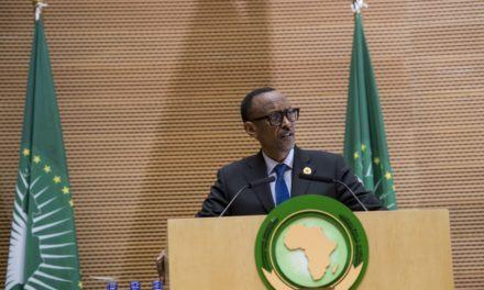 Discours de Paul Kagame lors de sa nomination en tant que Président de l'UA
