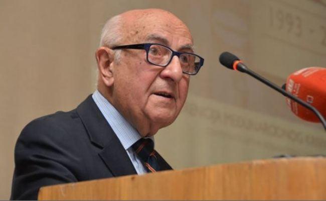 Le Juge Meron (88 ans), reconnu pour sa clémence envers les génocidaires, a postulé à l'ONU pour un nouveau poste