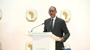 UNION AFRICAINE : Kagame Compte Donner une plus Grande Priorité à l'Intégration Africaine