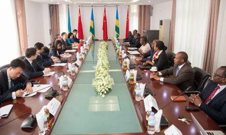 U Rwanda rufite gahunda yo gutangiza ingendo z'indege mu Bushinwa