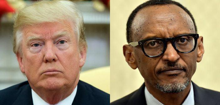 Forum économique de Davos: Donald Trump va rencontrer Paul Kagame
