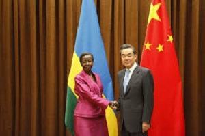 PEKIN : Le Ministre Chinois des AE Effectuera des Visites Officielles au Rwanda et en Afrique