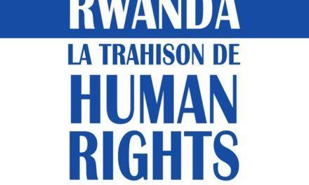 « Human Rights Watch » sert des intérêts politiques, au lieu de s'occuper réellement des Droits de l'Homme