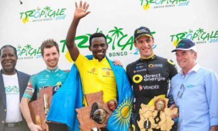 Cyclisme/La Tropicale: victoire du Rwandais Joseph Areruya