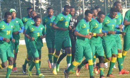 CHAN 2018 : AMAVUBI rencontre aujourd'hui l'Algérie dans un dernier match de préparation