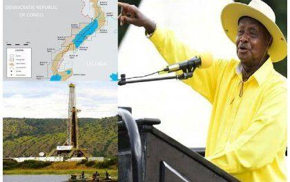 Rwanda-Uganda : Museveni appuye le RNC du Gén. Nyamwasa et empuantit l'odeur du pétrole du Lac Albert