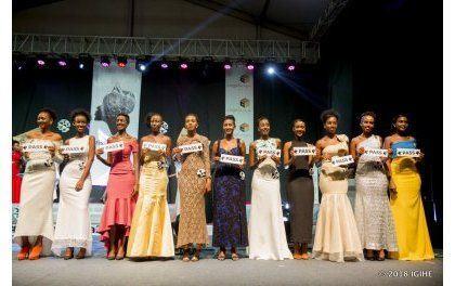 Abakobwa 20 bazavamo Nyampinga w'u Rwanda mushya bamenyekanye (Amafoto)