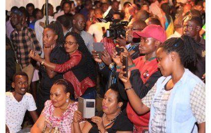 Abanyarwanda baba muri Uganda bizihije umunsi w'intwari bahabwa umukoro