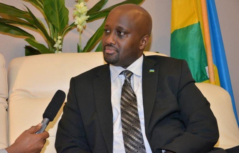 Rwanda-Uganda : Ambass. Nduhungirehe confiant du dégel de la situation socio politique