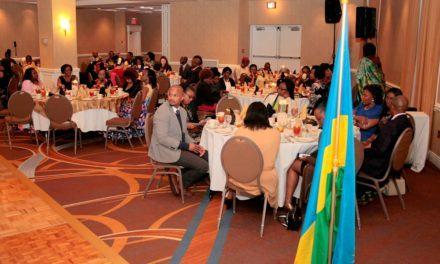 La diaspora rwandaise et les amis des Etats-Unis se rassemblent pour prier pour le pays