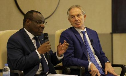 Tony Blair à Kigali – Le pays doit améliorer encore son système éducatif afin de voir le Rwanda rejoindre les pays à revenu intermédiaire.