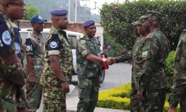 Mardi dernier, l'armée congolaise a lancé une attaque contre la « RDF » en violant l'intégrité du territoire rwandais