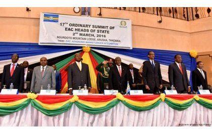 Une retraite des Chefs d'Etat de la EAC à Kampala : Infrastructures et Santé