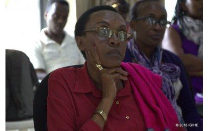 Umuvugabutumwa Niyibikora avuga ku mugore: Byanyibukije neza neza RTLM – Ingabire