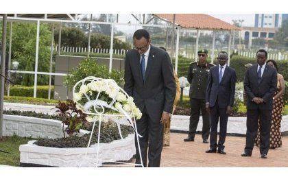 1er février : Journée des héros ; Kagame toujours présent