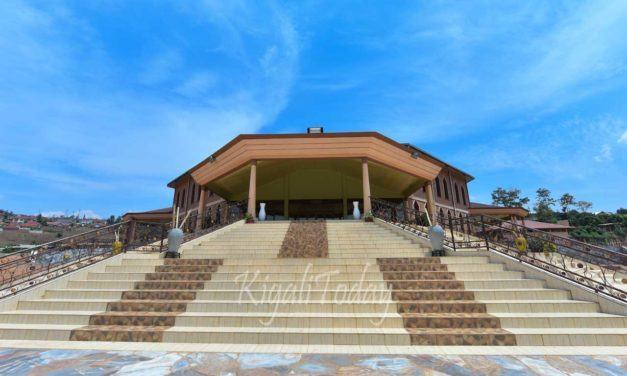 Ihere ijisho insengero 10 zitatse ubwiza muri Kigali