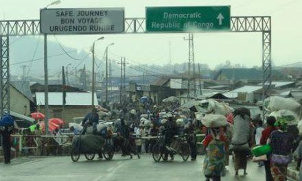 Plus de 40 mille personnes traversent par jour la frontière entre la RD Congo et le Rwanda