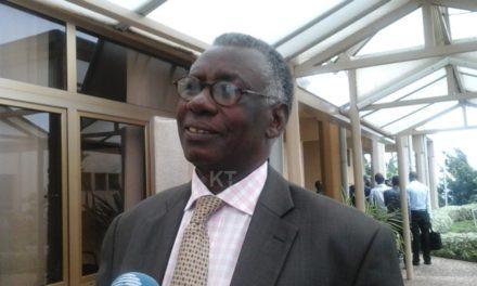 Le sénat souhaite des efforts plus soutenus afin de traquer les fugitifs du génocide