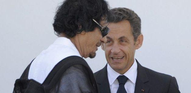 Pourquoi Sarkozy est-il intervenu en Libye ? «La notion de 'guerre privée' traverse l'esprit»